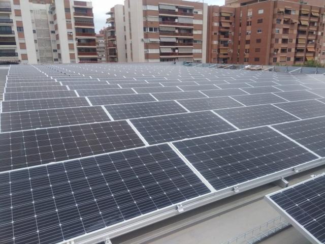 Instalación Fotovoltaica en Valencia