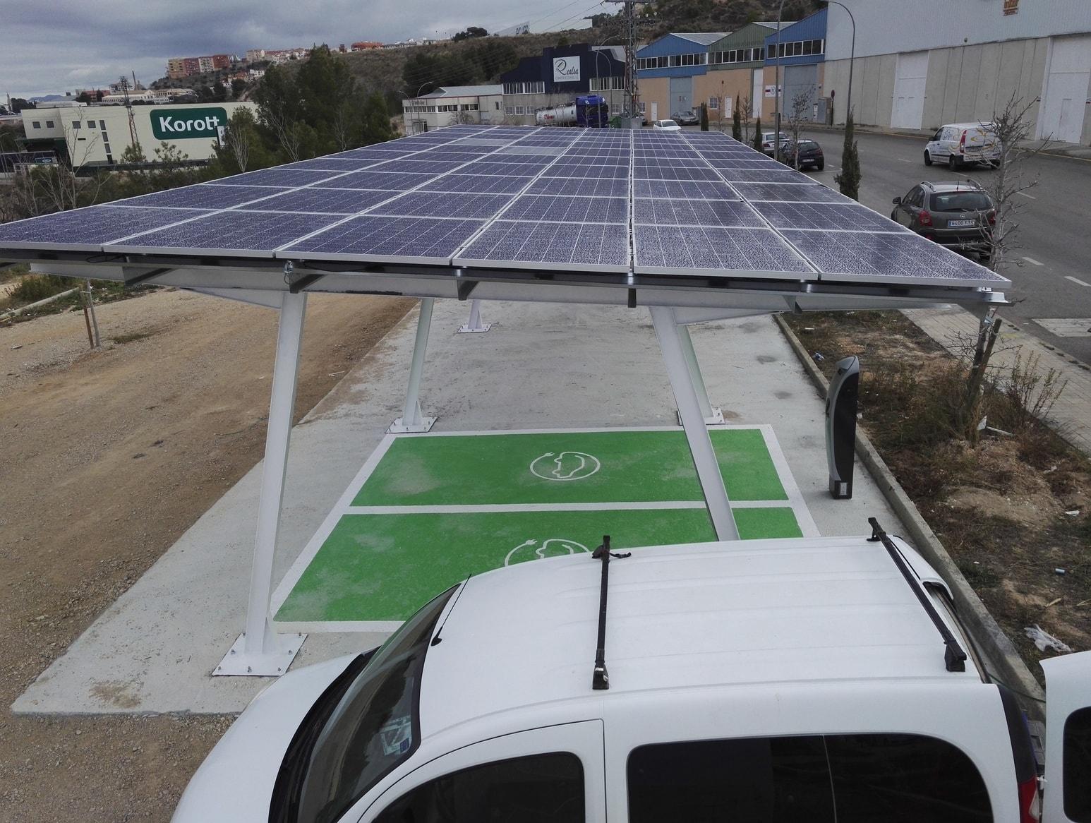 Instalación Placas solares fotovoltaica en Valencia